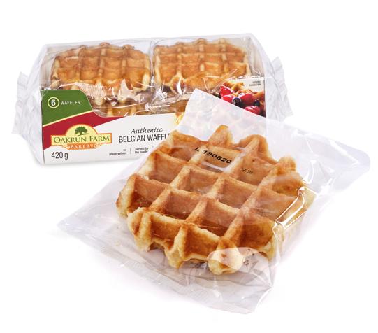 waffle product